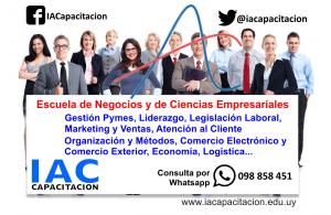 escuela de negocios IAC